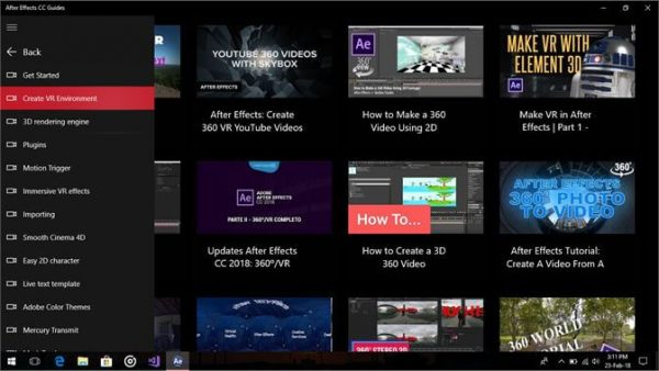 Adobe After Effects CC 2018 Crack Windows
