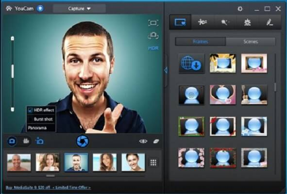 CyberLink YouCam Deluxe 9.0.1029.0 Crack With Patch Full Version Download