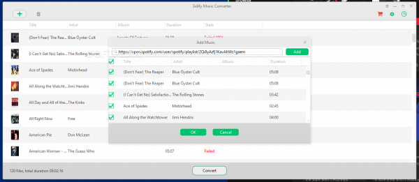 Sidify Music Converter 2.0.5 Crack & Serial Key 2020 Torrent Download