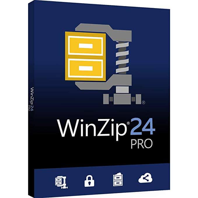 WinZip 24.0 Pro Activation Code + License Key Full Version 2020 Download