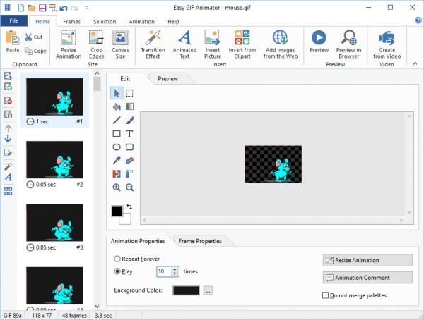 Easy GIF Animator License Key + Crack ,