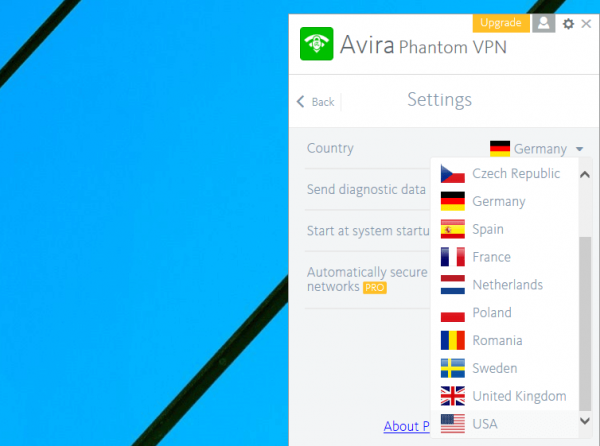 Avira Phantom VPN Pro crack With Final Key Full Download