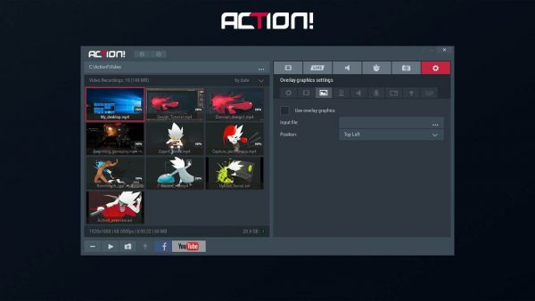 Mirillis Action 3.10.2 Crack + Serial Number Torrent (2020)
